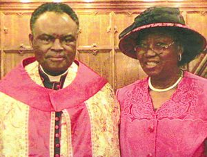 Venerable Dr.Emeka and Nkechi Nwigwe