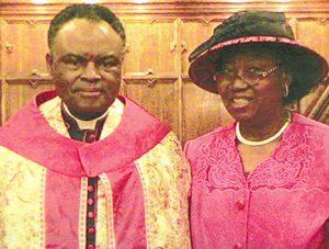 Venerable Dr.Emeka and Nkechi Nwigwe